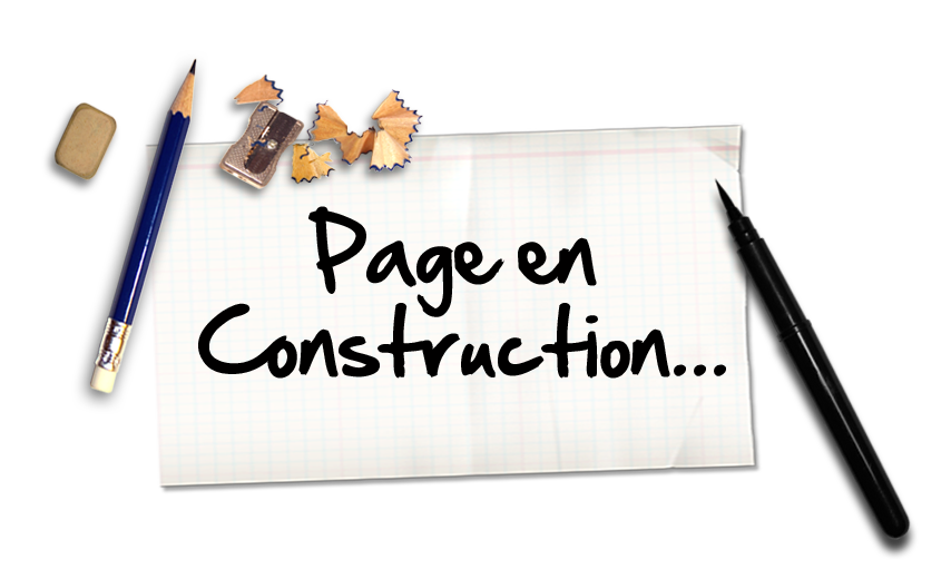 Les alternatives aux pages en construction