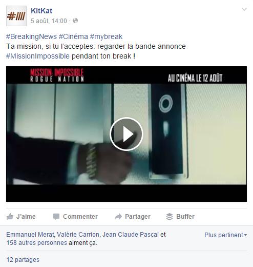 Facebook : utilisez la vidéo pour augmenter la portée de vos publications