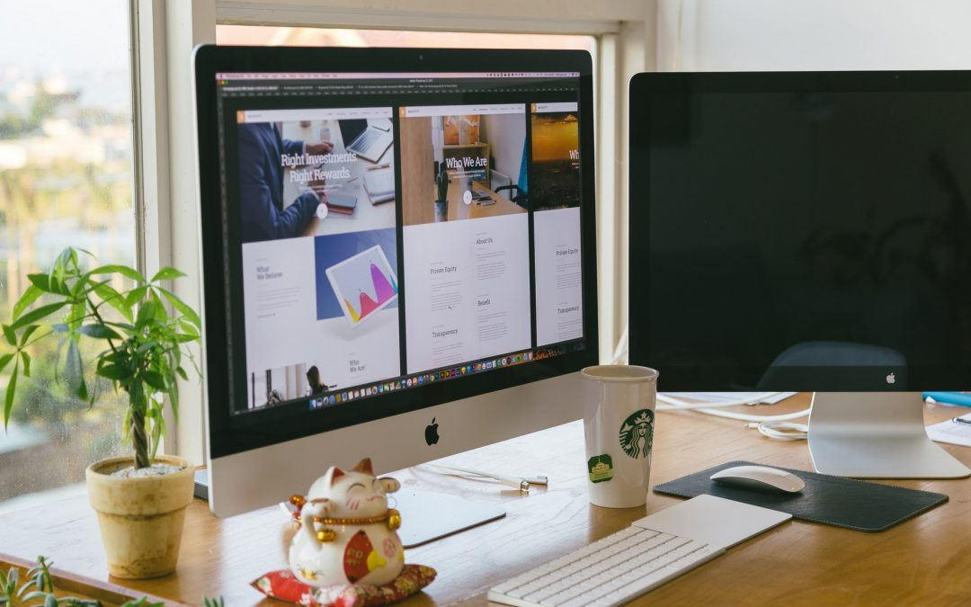 Content Marketing: 10 façons de l'optimiser grâce au design de votre site Internet